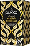 Pukka Herbs Elegant English Breakfast...