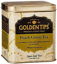 Golden Tips Peach Green Tea, 100g