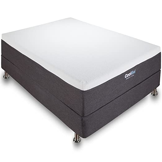 Classic Brands Cool gel 30,5 cm ventilato gel materasso in memory foam, Twin x-long