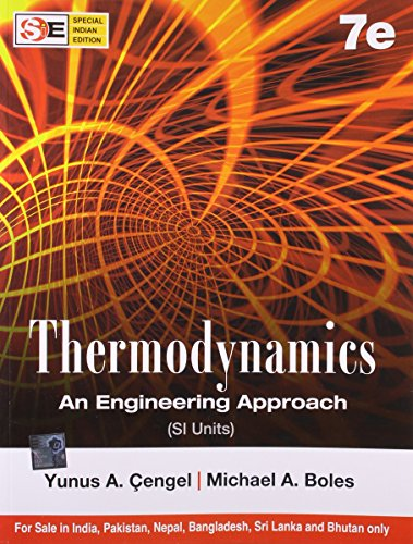 Thermodynamics An Engineering Approach(SI Units)