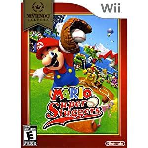 Mario Super Sluggers Wii