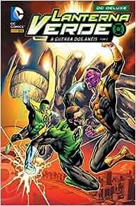 Lanterna Verde - A Guerra dos Anéis - Volume 2 (Em Portuguese do