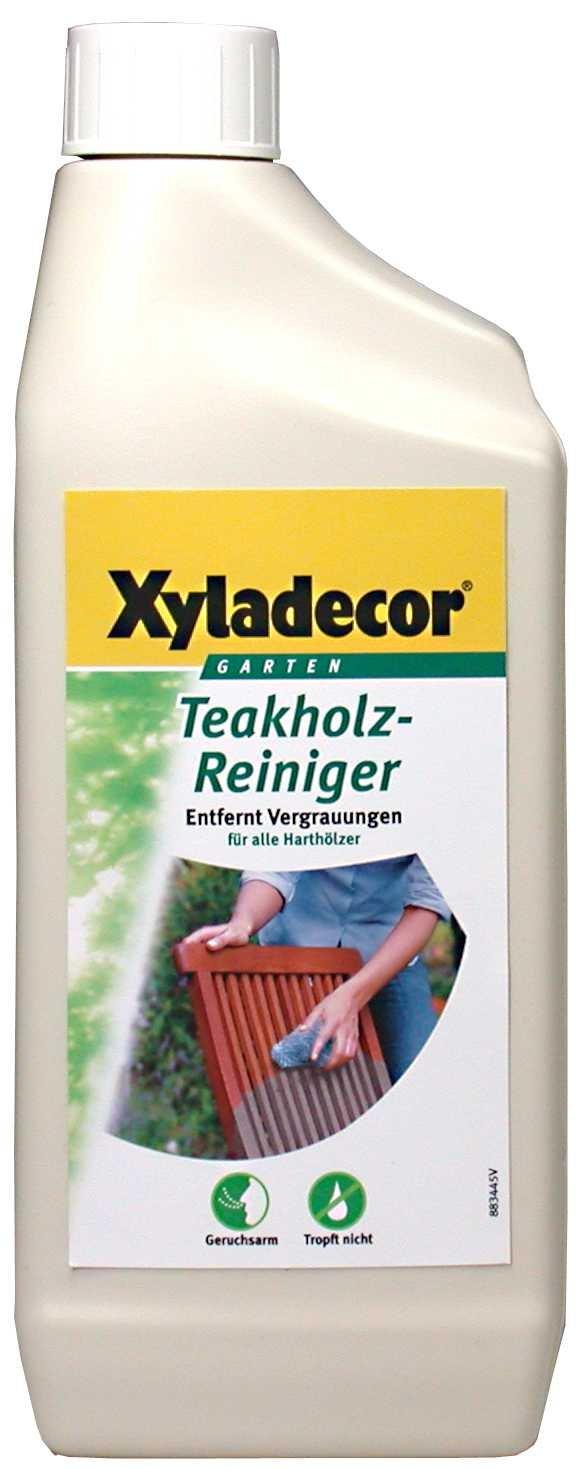 Xyladecor Teakholzreiniger 0,75 Liter bestellen