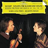Image of Piano & Violin Sonatas Kv301 304 378 & 379