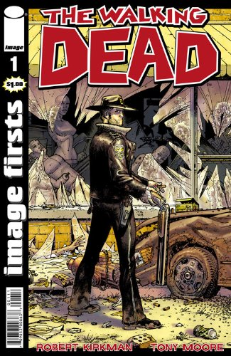 Download Image Firsts: The Walking Dead #1