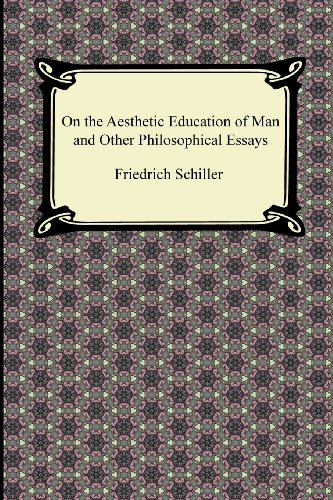 On the Aesthetic Education of Man and Other Philosophical Essays (Friedrich Schiller Aesthetic compare prices)