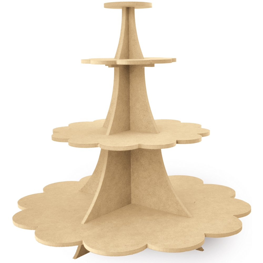 Cake Tier Stand With Edges