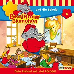 Benjamin und die Schule (Benjamin Blümchen 6) Performance