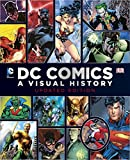 img - for DC Comics: A Visual History book / textbook / text book