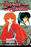 Rurouni Kenshin, Vol. 1 : Meiji Swordsman Romantic Story (Rurouni Kenshin (Graphic Novels))