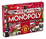 Manchester United Football Monopoly...