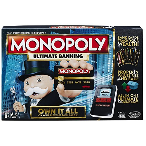 Monopoly Game Ultimate Banking Edition