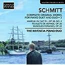 Schmitt: Complete Original Works for Piano Duet & Duo, Vol. 3