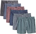 Lower East Lot de 6 boxers am�ricains...