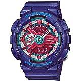 Casio - G-Shock - S Series - Auto-LED - Purple/Red/Blue - GMAS110HC-2