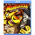 Madagascar: Complete Collection 1-3 [Blu-ray]