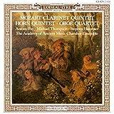 Mozart : Clarinet quintet / Horn quintet / Oboe quartet