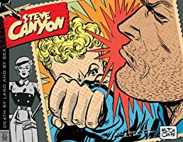 Steve Canyon Volume 3: 1951-1952