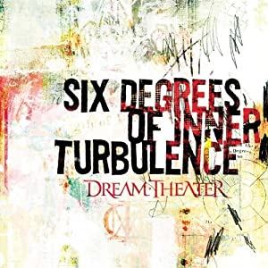 "Cover of ""Six Degrees of Inner Turbulence..."
