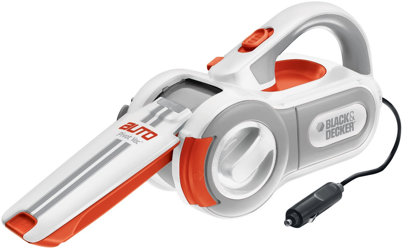 vacuum cleaner from black and decker