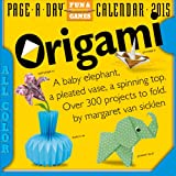 Origami 2015 Page-A-Day Calendar