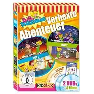 Bibi Blocksberg - Party mit hex-hex 2 (Jubiläumsbox, 2 DVDs)