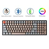 Color : Photo Color, Size : One Size Zxcvlina-OFC 108 Keys Wired RGB Backlit Blue Switch PBT Keycaps Mechanical Gaming Keyboard for E-Sport PC Laptop Windows PC Office Gamer