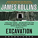 Excavation (       UNABRIDGED) by James Rollins Narrated by John Meagher