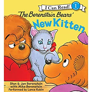 The Berenstain Bears' New Kitten Audiobook