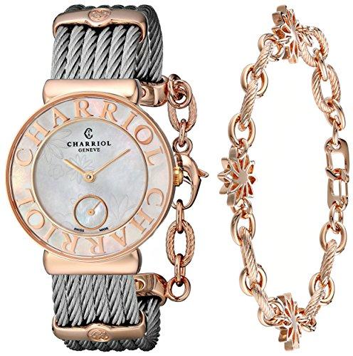 charriol-st-tropez-st30pc560013-30mm-silver-steel-bracelet-case-anti-reflective-sapphire-womens-watc