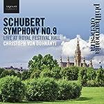 Schubert: Symphony No. 9, Live at Roy...