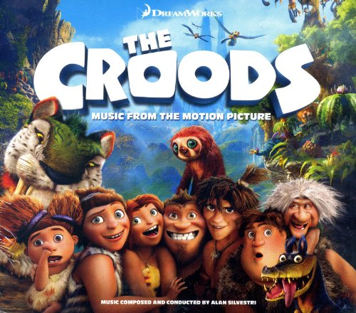 Alan Silvestri-The Croods-OST-CD-FLAC-2013-WRE Download