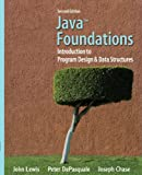 img - for Java Foundations: Introduction to Program Design and Data Structures (2nd Edition) (Lewis) book / textbook / text book