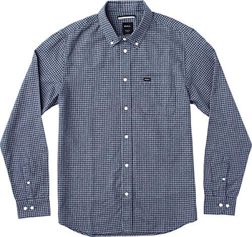 rvca-mens-thatll-do-twist-long-sleeve-woven-shirt-dark-denim-medium