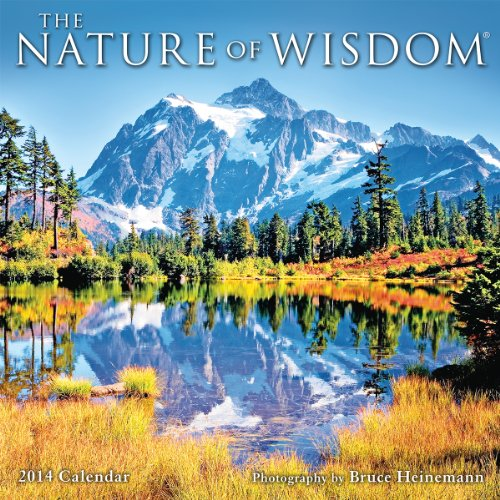 Nature of Wisdom 2014 Wall (calendar)