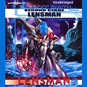 Second Stage Lensman Audiobook