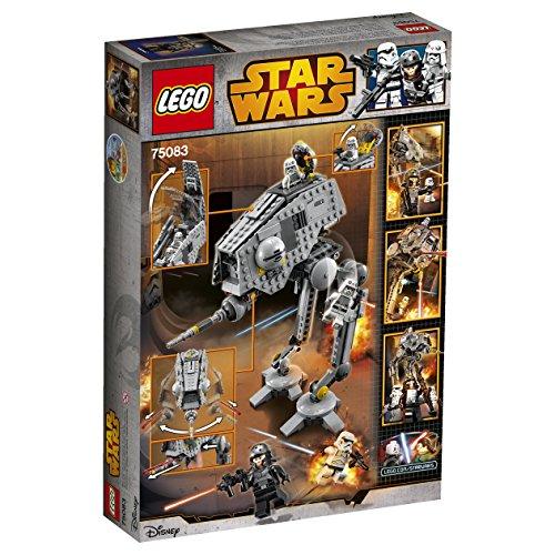 2015年新款,LEGO乐高 Star Wars星战系列 L75083 AT-DP 步行机甲图片