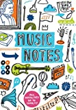 img - for Music Notes: A Journal book / textbook / text book