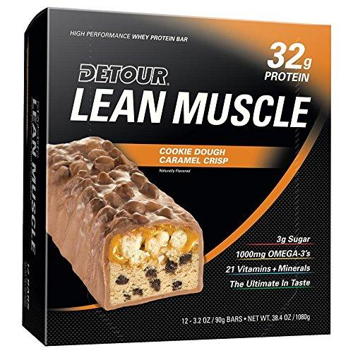 detour-lean-muscle-nutrition-bars-cookie-dough-caramel-crisp-90-gram-pack-of-12