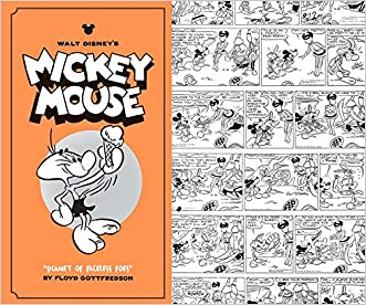 "Walt Disney's Mickey Mouse Vol. 10: ""Planet Of Faceless Foes"" (Vol. 10)  (Walt Disney's Mickey Mouse)"