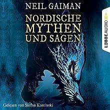 Nordische Mythen und Sagen Hörbuch von Neil Gaiman Gesprochen von: Stefan Kaminski