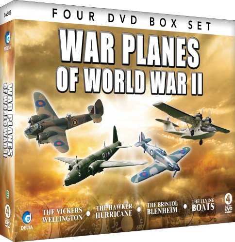 War Planes Of World War II [DVD]