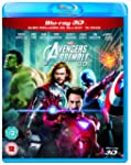 Marvel Avengers Assemble (Blu-ray 3D...
