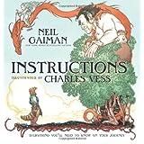 Instructions ~ Neil Gaiman