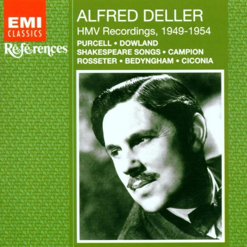 Alfred Deller: HMV Recordings, 1949-54 by Deller and Dupre