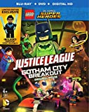 LEGO DC Comics Super Heroes: Justice League: Gotham City Breakout (BD) [Blu-ray]