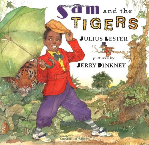 Sam and the Tigers: A New Telling of Little Black Sambo, Lester, Julius