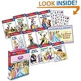 Reading Adventures Disney Princess Level 1 Boxed Set