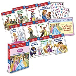 Buy Disney Princess: Reading Adventures Disney Princess Level 1 ...