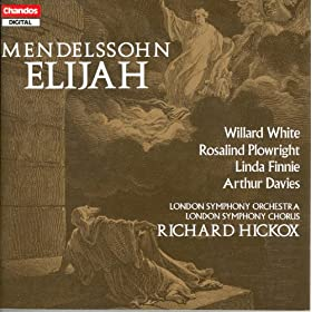Mendelssohn: Elijah (Sung in English)